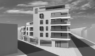 Interieur Verbouwing Hoekpand : Oogartsen praktijk hasselt modern interieur